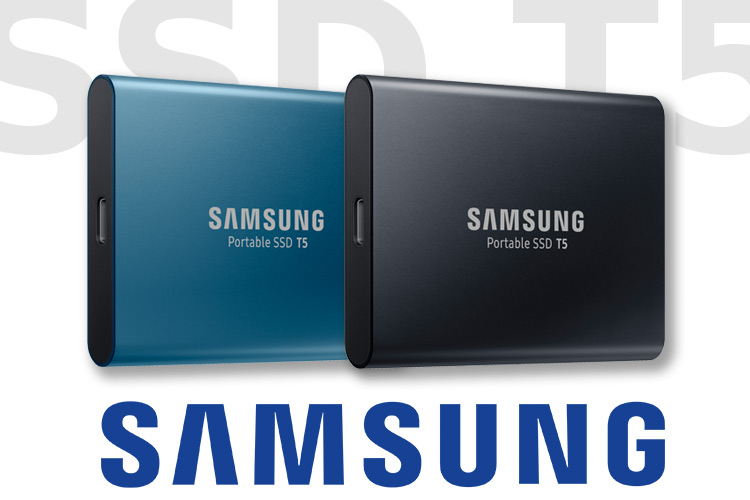 SAMSUNG Potrable SSD T5