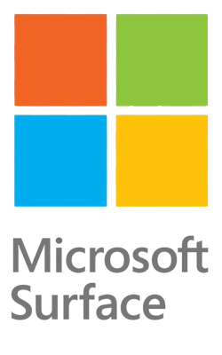 Logo Microsoft Surface