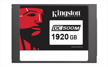 Kingston 1920G SSDNOW DC500M 2.5IN SSD