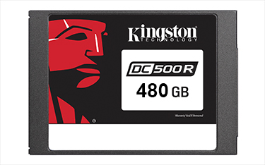 Kingston 480G SSDNOW DC500R 2.5IN SSD