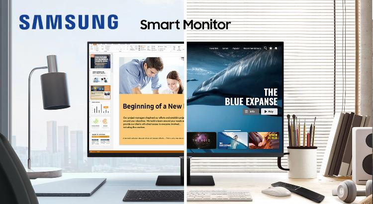 SAMSUNG SmartMonitor
