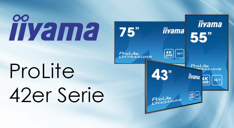 Iiyama ProLite Serie 42